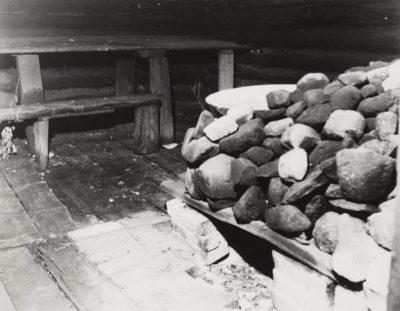 The history of smoke saunas in Estonia