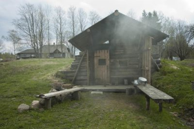 Smoke sauna tradition in Võromaa added to UNESCO