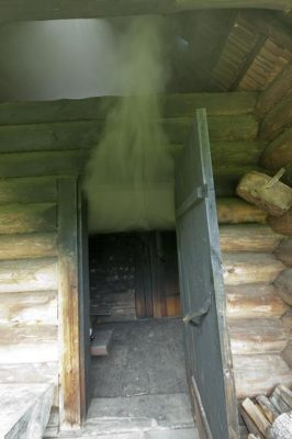 Sauna & heating